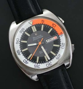 Original Accutron Snorkel