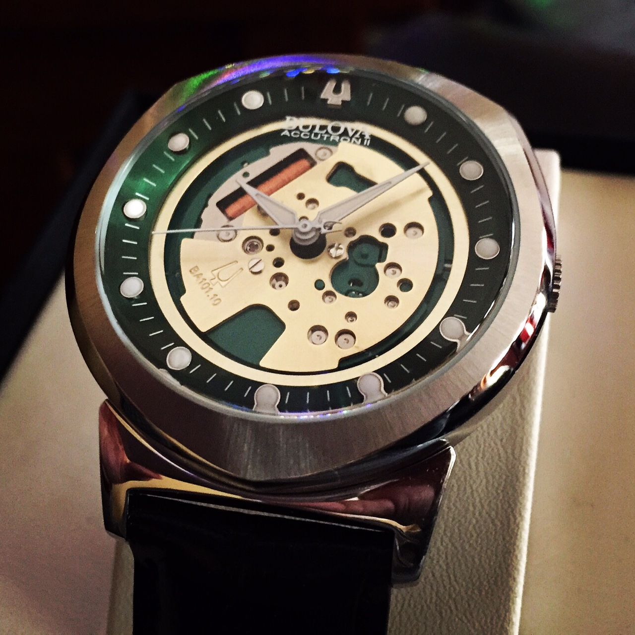 5a2403fe6 The Spaceview Reborn: The Accutron II Alpha